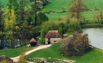 The Weald and Downland Open Air Museum is home to a huge variety of traditional buildings, many of which are furnished to reflect their history. There is plenty to explore, and lots of domestic and craft demonstrations.