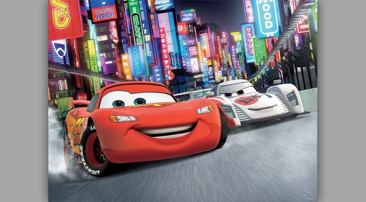 fototapet copii Cars Disney (5)