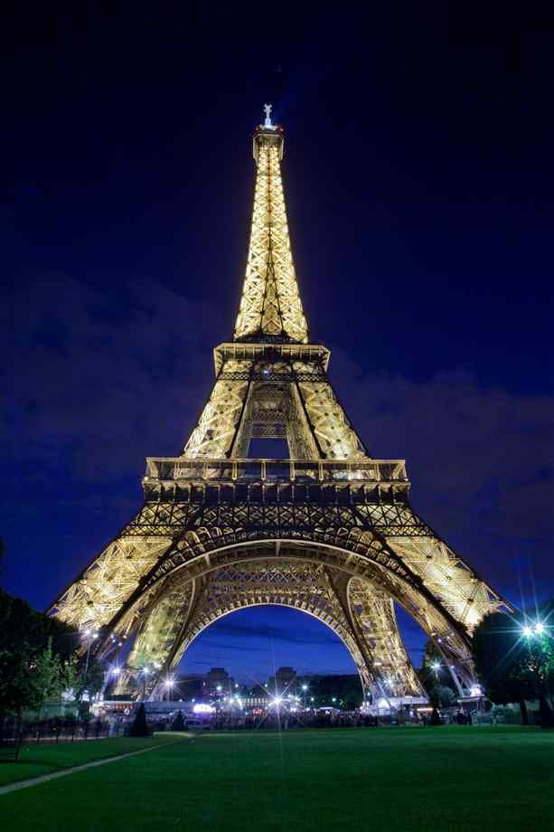 Loved watching the Effiel Tower sparkle at night. It was awesome from the top. Paris is beautiful at night!
