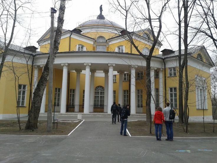Усадьба Люблино , город Москва
