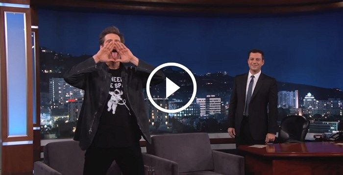 "Jim Carrey Calls Out Illuminati Secrets On National Television! ""I'm TIRED of All The Secrets And The Lies!"