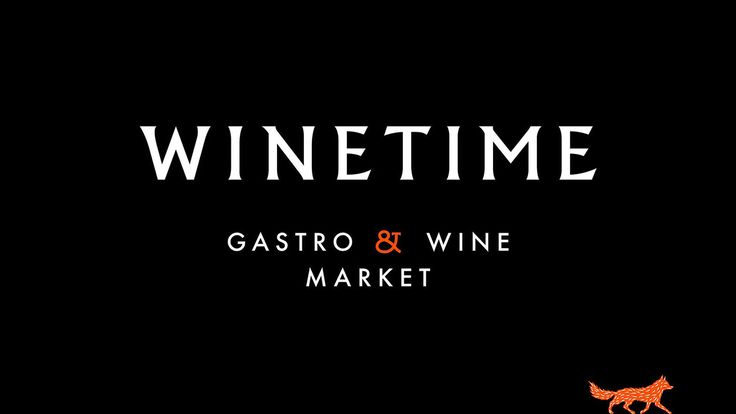 WineTime on Behance
