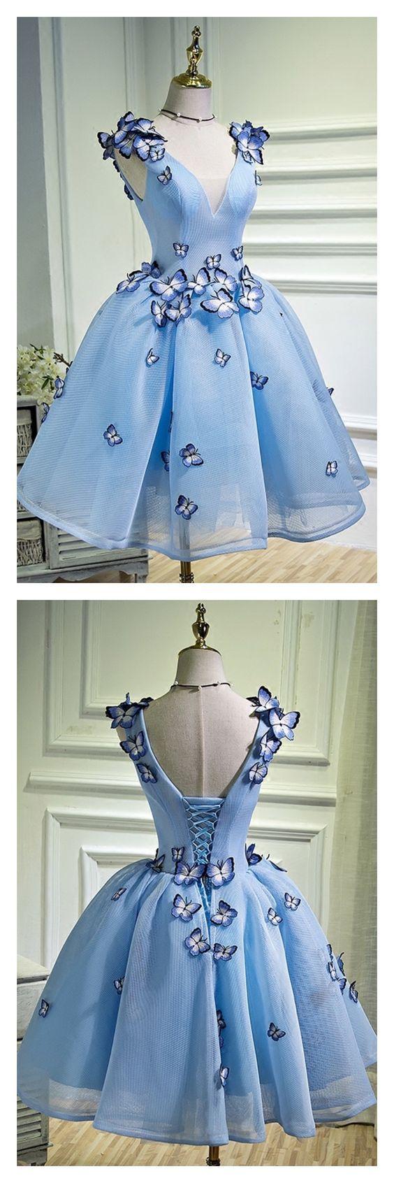 Tulle Short Prom Dresses Vestido De Festa V