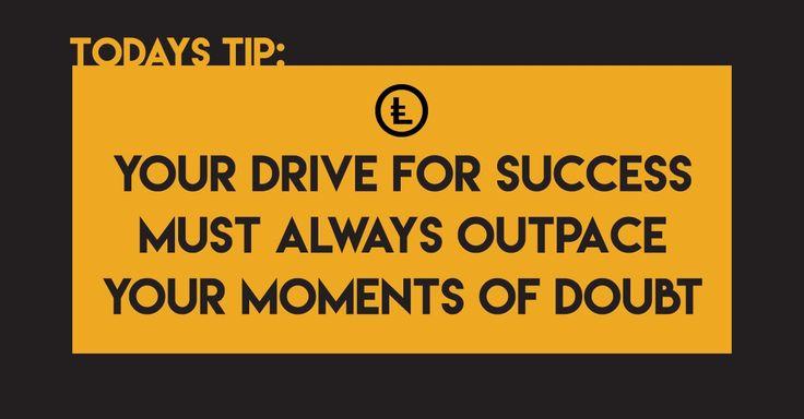 Никогда не сдавайтесь и всегда идите вперед!