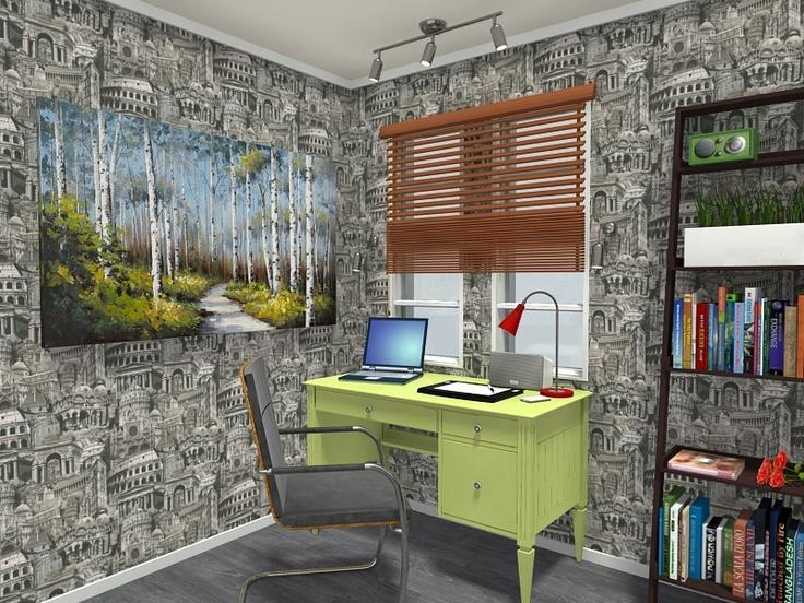 28 best room sketchers images on pinterest create floor for Free 3d office planner