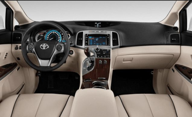 New 2018 Toyota Venza Interior Design As well