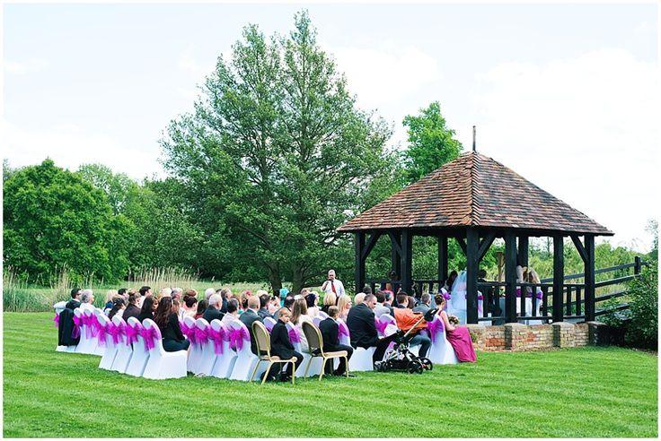 Prested Hall Wedding Ceremony