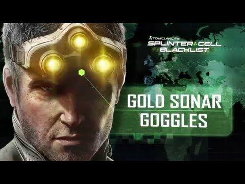 SPLINTER CELL: BLACKLIST - Night Vision Goggles [HD] Xbox 360 PS3 PC Wii U - http://nightvisiongogglestoday.com/night-vision-googles-for-sale/splinter-cell-blacklist-night-vision-goggles-hd-xbox-360-ps3-pc-wii-u/