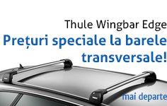 Bare transversale Thule la cele mai bune conditii gasesti doar la magazinul online Autowebshop.ro! Livrare + Montaj GRATUIT!