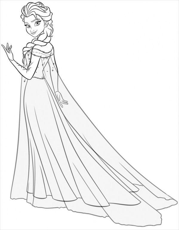 Amp Pinterest In Action Elsa Coloring Pages Frozen Coloring Disney Princess Coloring Pages