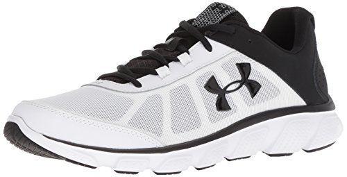 Micro G Assert 7 Running Shoe, White