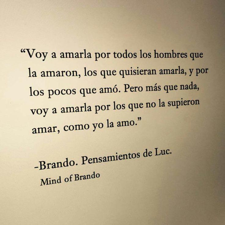 Precioso. Mind  of Brando (http://www.mindofbrando.com/) ¿Y si te atreves a #escribir una #carta parecida? ¿Y encima la conviertes en un #regalo? www.palabrasalacarta.com