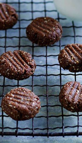 Flourless chocolate biscuits - Yahoo7