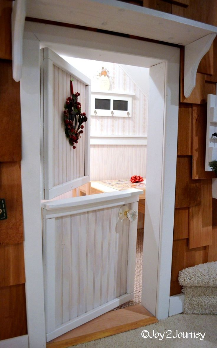 Best Remodelaholic Under Stairs Playhouse With Cedar Shake 400 x 300