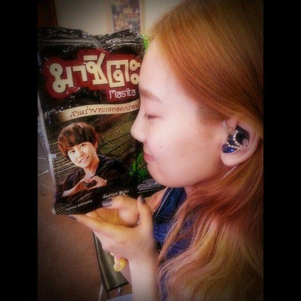 Kyu bro ;) - @taeyeon_ss- #webstagram