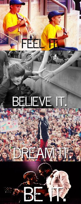 justin bieber is mine and lots of others insparation. he is all about helping people. justin is my world and everything i belieb in. i lovee you justin!!! i know why god made you... because he knew that u could make a difference!