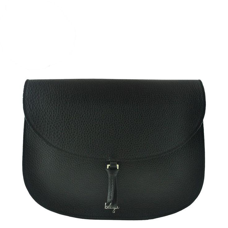 BLACK MELODY #ecofashion #fairfashion #deignerhandbags #springcollection #upcycling #fashion #black