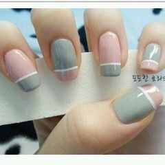 37 best manis 2 try   french or funky tips images on