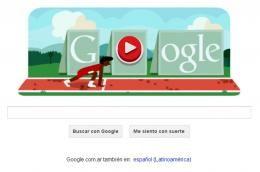 Atletismo, vallas Londres 2012: Google te desafía a romper el récord mundial