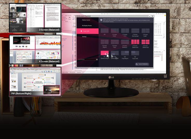 Monitor LED LG 20M38A-B.AEU HD+ 19.5 Inch 5 ms