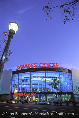 Staples Center, Downtown Los Angeles, California (LA) | Flickr - Photo Sharing!