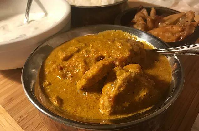 Simon Majumdar's Chicken Tikka Masala Recipe.
