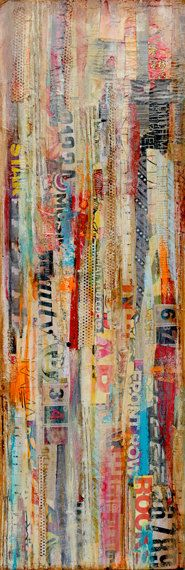 Mixed Media- very cool. love this