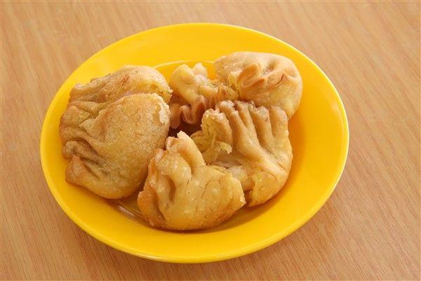 Fried Mayonnaise Shrimp Dumplings Dim Sum Recipes Recipe Dim Sum Recipes Shrimp Dumplings Recipes