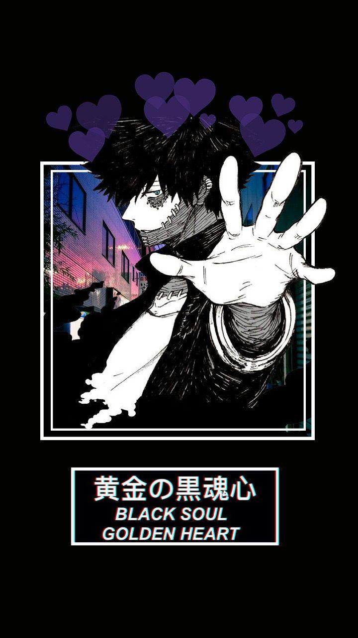 Pin by Katenky on mha Hero wallpaper, Anime wallpaper