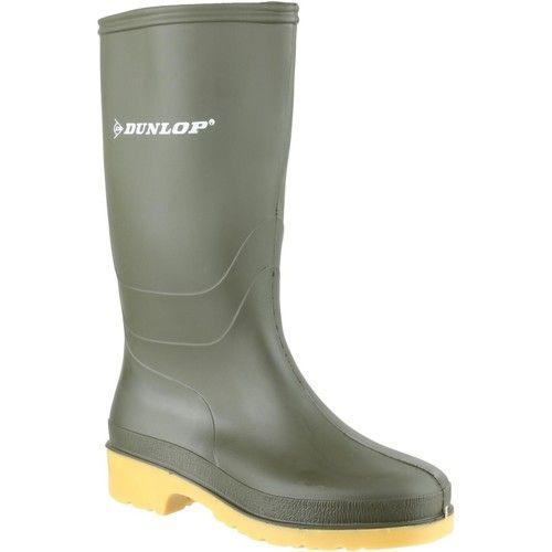 Dunlop Kids 16247 Dulls Welly Green - Shoes Wellington boots Men £ 19.99