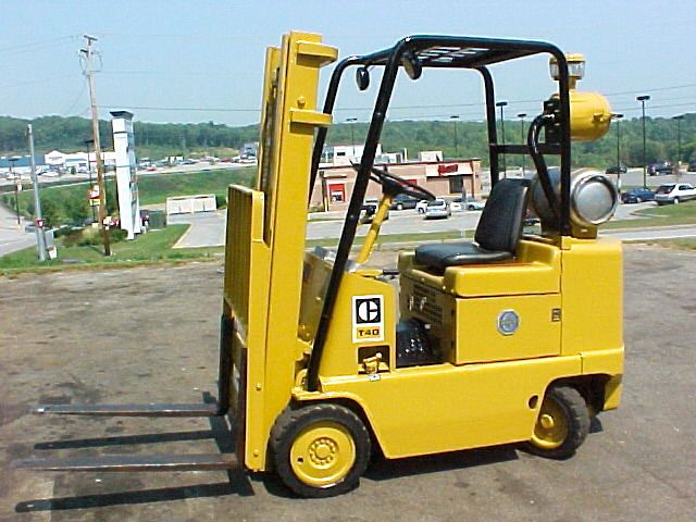Cat Caterpillar T40B- Forklift Service Repair Workshop