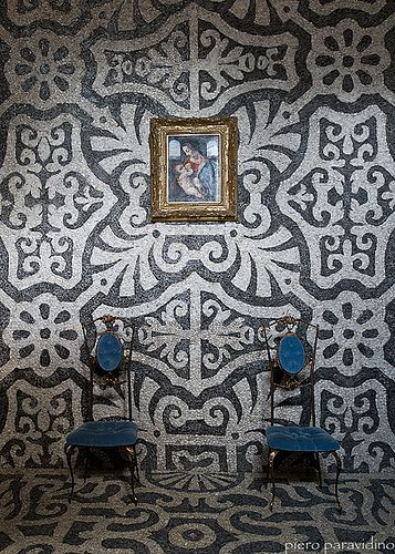 Villa Borromeo Visconti Litta, Lainate (MI) Italy - the wallpaper