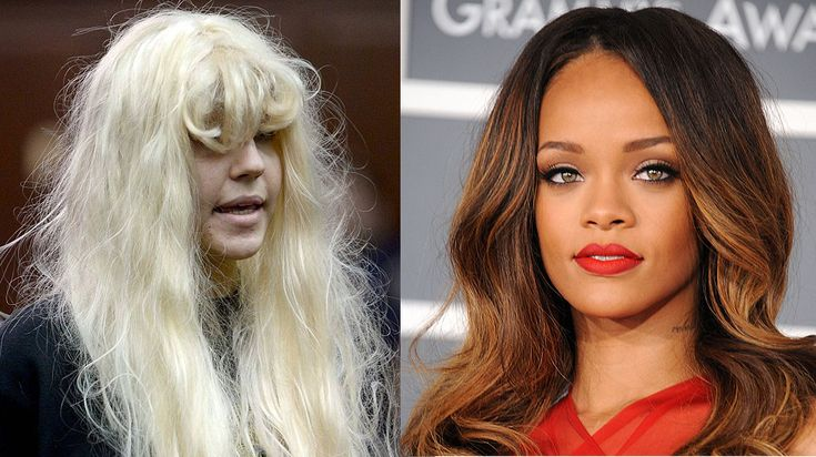 "Amanda Bynes to Rihanna: ""Chris Brown Beat You Because You're Not Pretty Enough 