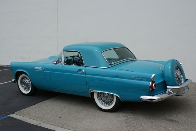 200 Best Images About Ford Thunderbird On Pinterest