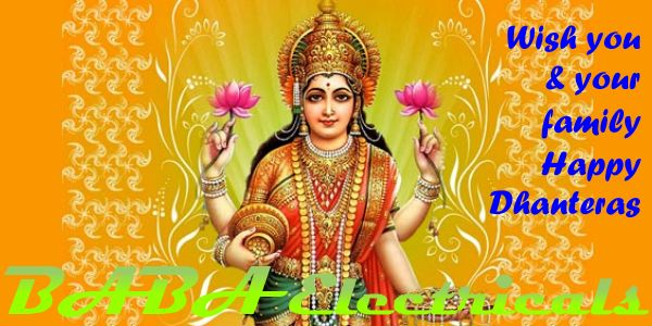 !! HAPPY DHANTERAS !! May this Dhanteras shower you with wealth & prosperity as you journey towards greater success! Wish you & your family Happy Dhanteras!!! #Happy #Dhanteras