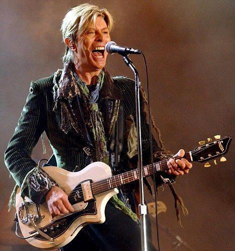 """David Bowie for Mail Online 2008: """"For this CD compilation I've selected 12 of my songs that I don't seem to tire of. Few of them are well known, but many of them are still sung at my concerts. Usually by me. I'll start off with the hit: Life on Mars"""" ... read more: http://www.dailymail.co.uk/tvshowbiz/article-1030121/DAVID-BOWIE-I-went-buy-shoes--I-came-Life-On-Mars.html"""