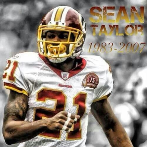 17 Best Images About Sports On Pinterest: 17 Best Images About Sean Taylor #21 R.I.P On Pinterest