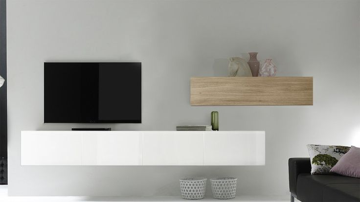 تحديث عضلة غواص meuble tv suspendu bois amazon