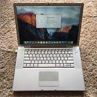"""Apple MacBook Pro A1260 15.4"""" Laptop - MB133LL/A  OS X"""