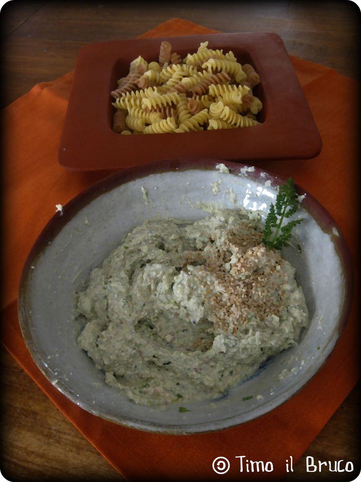 Liberiamo una ricetta: crema di tofu e lattuga