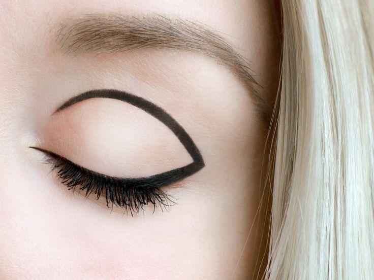 6 najciekawszych jesiennych trendów w makijażu: Graficzne kreski