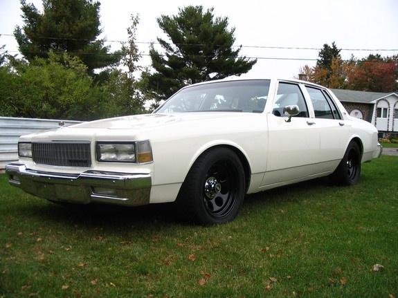 Chevrolet Caprice Classic Brougham LS '1987–90