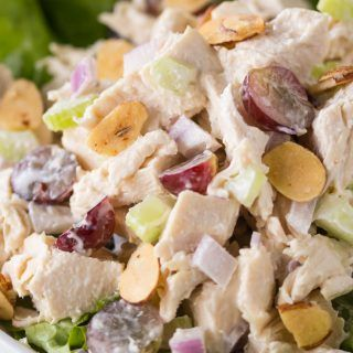 This easy Southern Chicken Salad is a classic Americanrecipe you'll love! How to MakeSouthern Chicken