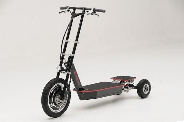 Zuumer Electric Scooter - BonjourLife