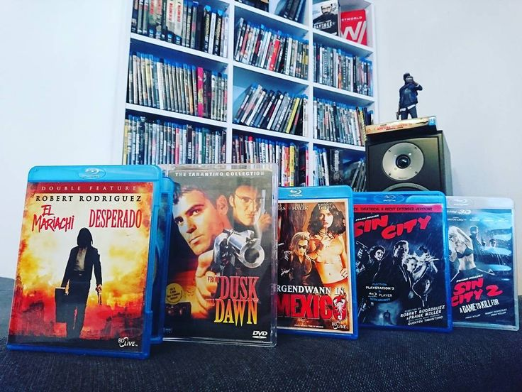 ROBERT RODRIGUEZ-the best movies of the filmmaker.  1. DESPERADO/EL-MARIACHI (B/C) 2 FROM DUSK TILL DAWN (A-) 3. ONCE UPON A TIME IN MEXICO (B-) 4. SIN CITY (A) 5. SIN CITY 2 (B-) #mister_cinematicc #robertrodriguez #cultmovies #cult #georgeclooney #quentintarantino #brucewillis  #mexico #fromDusktilldawn #georgeclooney #film #beniciodeltoro #johnnydepp #actors #actress #hollywood #comics #frankmiller #novel #comicbooks #comiccon #usa #instalike #instadaily #instablogger #insta #movie…