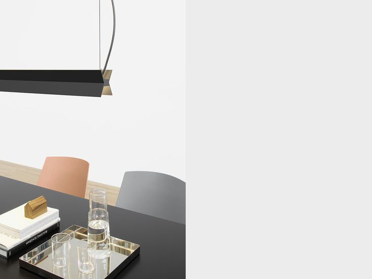 Span pendant light by Michael Raasch for e15