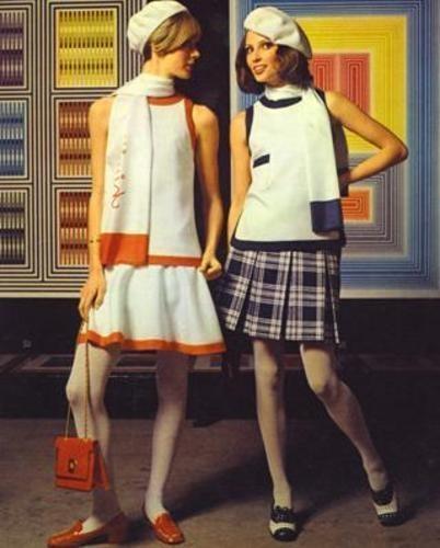 ¿Creyeron que las faldas escocesas y las boinas estaban en el pasado? ¡¡No, viene con todo!! (incluso con polillas).