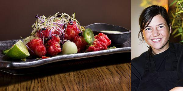 Исландский рецепт - королевские креветки тэмпура #Iceland #recipes #gastronomy
