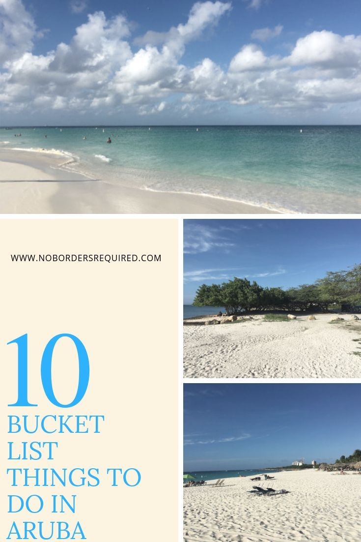 10 Best Things To Do In Aruba For Solo Travelers Caribbean Vacations Pinterest Travel And