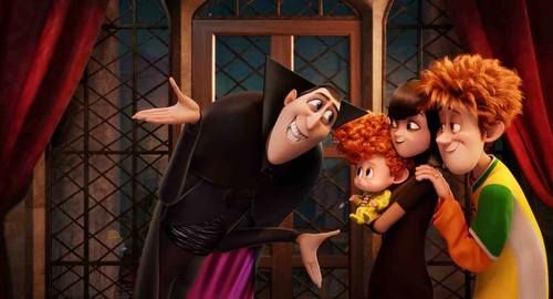 The Drac pack is back Fall 2018! This time the hotel takes to the high seas  Hotel Transylvania, January 2017